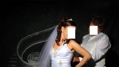 Oryginalna suknia Mori Lee