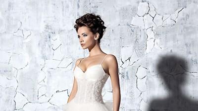 Oryginalna suknia ślubna :)