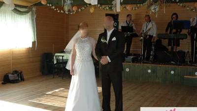 Oryginalna suknia  ślubna!!!