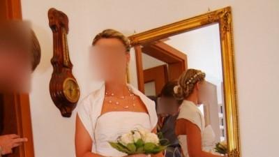 Oryginalna suknia ślubna AGNES rozm. 36/38