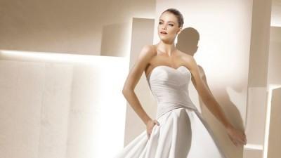 Oryginalna Suknia Ślubna La Sposa Salsa