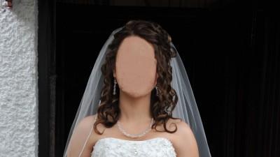 Oryginalna suknia ślubna -  MAGGIE SOTTERO - AMBROSIA