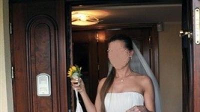 Oryginalna Suknia ślubna MAGGIE SOTTERO (MANUEL MOTA) MADONNA 2009
