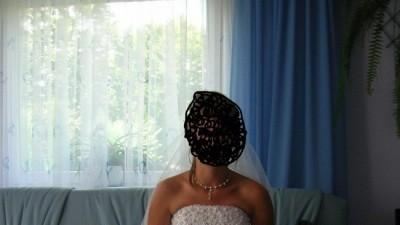 Oryginalna suknia ślubna prosto z Galerii z Lwowa. Warto!!!