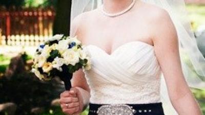 Oryginalna suknia ślubna - Sincerity 3651