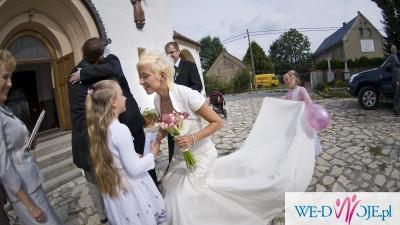 Oryginalna Suknia ślubna Sincerity Bridal 3524 syrena/rybka - sprzedam