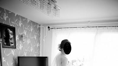Oryginalna Suknia Ślubna Verise Bridal Florence 36/38 - śliczna koronkowa rybka