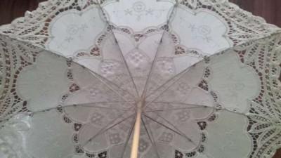 Parasol ślubny