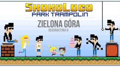 "Park trampolin ""Skokoloco"""