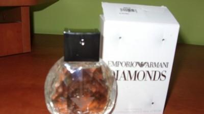 PERFUMY EMPORIO ARMANI DIAMONDS