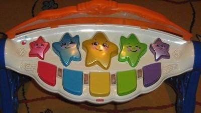 Pianino firmy Fisher -Price