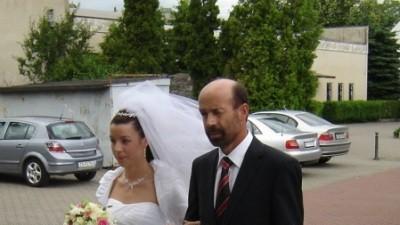Piękna biała suknia ślubna Imogene 51261