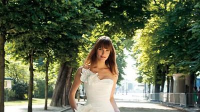 Piękna francuska suknia Cymbeline Ecosse