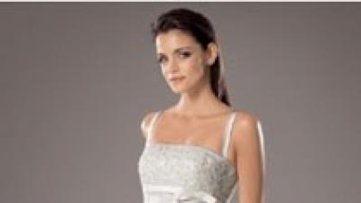 Piękna hiszpańska White One z salonu Madonny