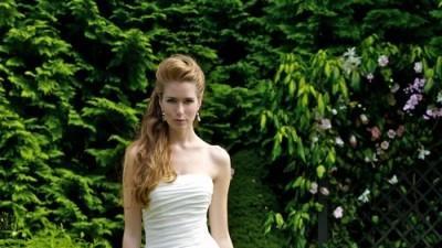 Piekna i elegancka suknia ślubna z kolekcji Sincerity