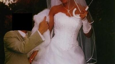 piękna i niepowtarzalna suknia ślubna - zobacz