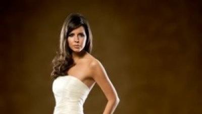 Piękna, klasyczna suknia Miracle z salonu Cymbeline