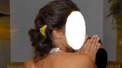 Piękna Oryginalna Włoska Suknia Ślubna Fara Fiesta