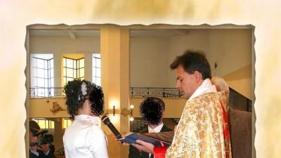 b5b7464280 Suknia ślubna+bolerko+welon - Suknie ślubne - Ogłoszenie - Komis ...