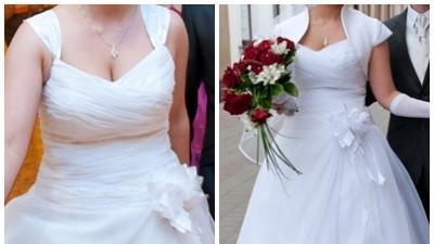Piękna sukienka z Elizabeth Konin