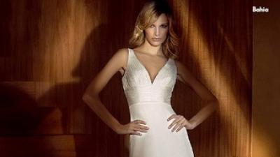 Piękna suknia 40-44 BAHIA