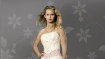 Piękna suknia Aspera 4290 TANIO