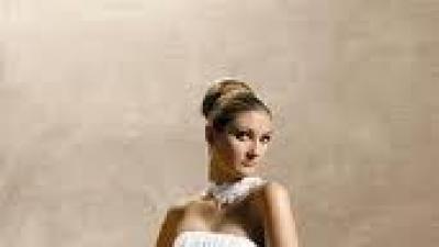 Piękna suknia dla delikatnej panny młodej