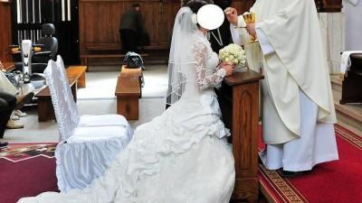 Piękna Suknia Dla Księżniczki Lisa Ferrera Demetrios 2806