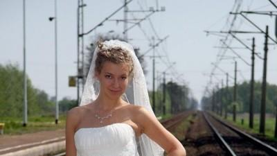 Piekna  Suknia Fantasia La sposa