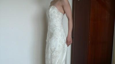 Piękna suknia Herm's