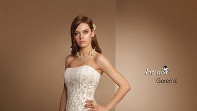 Piękna Suknia HERM'S model Geremia