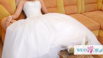 Piekna suknia ' Księżniczka '