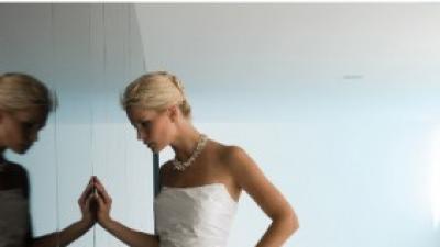 Piękna suknia Linea Raffaelli