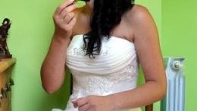 piękna suknia. okazja!