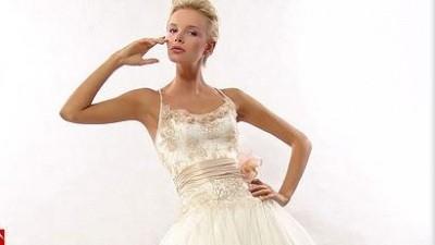 Piękna suknia PAPILIO 616 ANGELINA