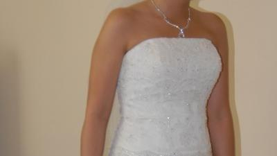Piękna suknia Rondalla firmy San Patrick