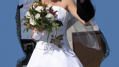 Piękna suknia rozmiar 34-36