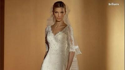 Piękna suknia San Patrick model Brillante