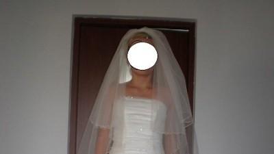 piękna suknia śluban