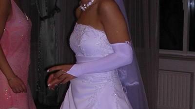 Piękna suknia ślubna AGNES model 1430