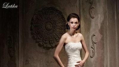 "Piękna suknia ślubna Anabella ""Latika"""
