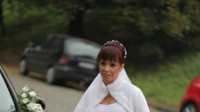 Piękna suknia ślubna Annais Bridal (Miracle)