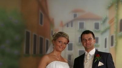 Piękna suknia ślubna ASPERA rozm.38
