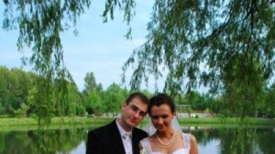 Piękna suknia ślubna Basanti firmy GALA