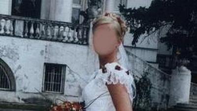 Piękna suknia ślubna biała (stan idealny)