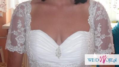 Piękna suknia ślubna DIVINA SPOSA ALCOR