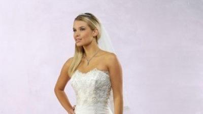 Piękna suknia ślubna do sprzedania - DALIA