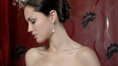 Piękna suknia ślubna  ecru firmy Je T`aime