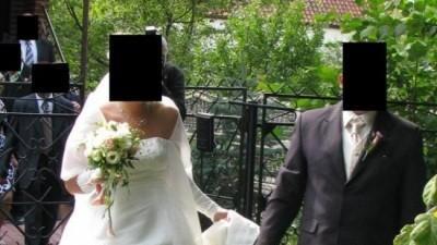 Piękna suknia ślubna, Ecru, rozmiar 40- Gratis Szal+Rękawiczki