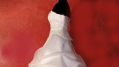 Piękna suknia ślubna Estera